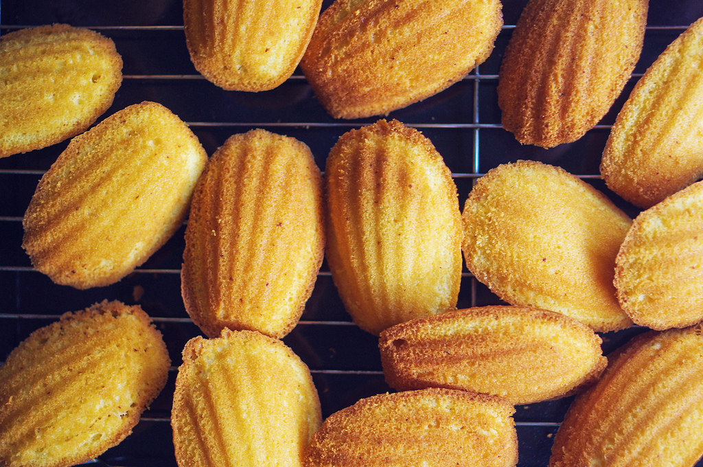 French madeleines recipe