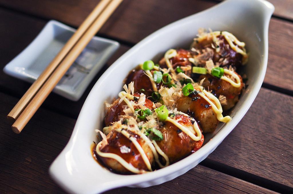 Japanese takoyaki recipe