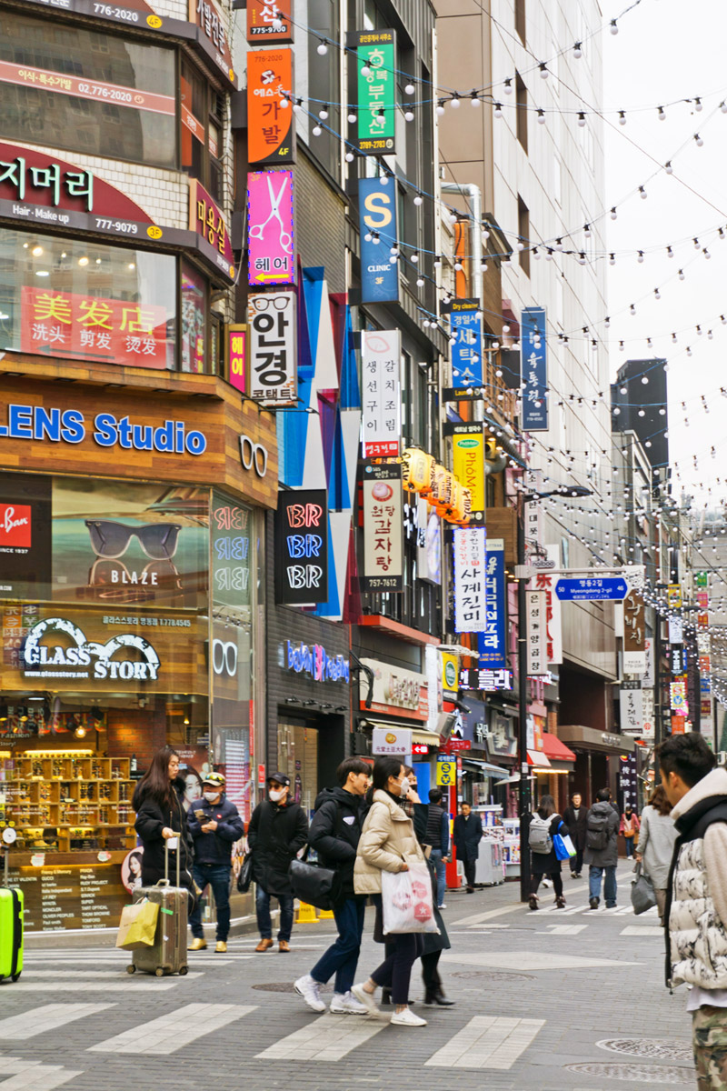 Where to shop in Seoul