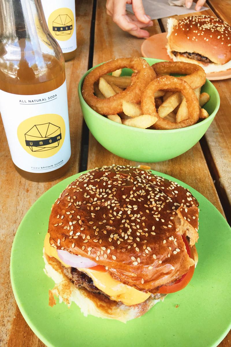 Ume Burger Sydney