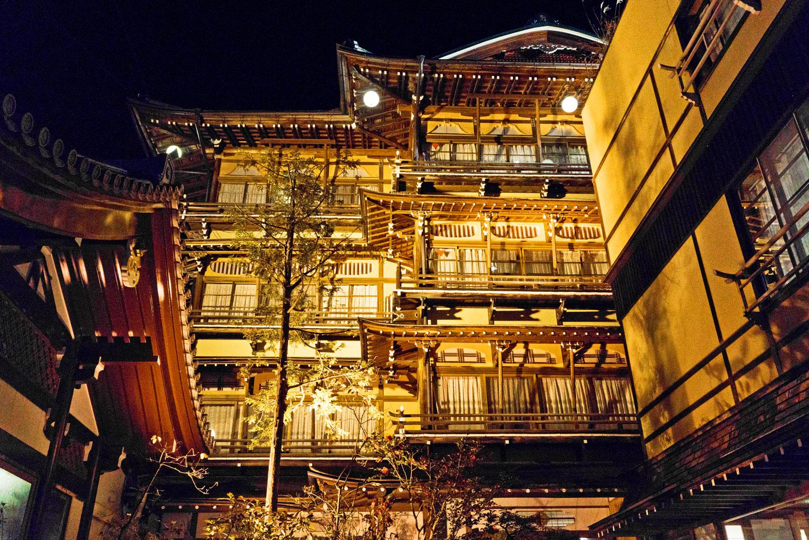 Shibu Onsen Nagano Japan